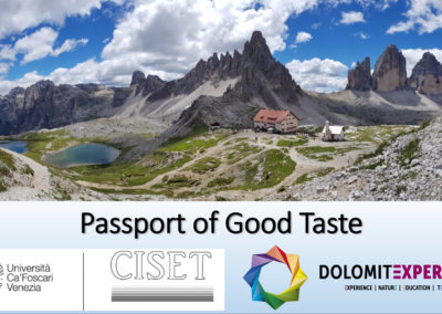 Passport of Good Taste